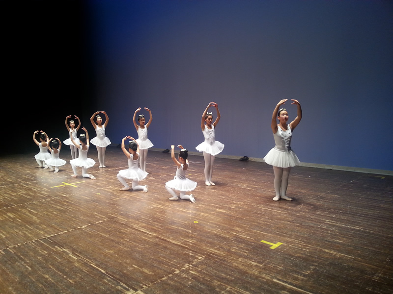 ロシア親子バレエ教室