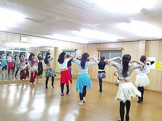 ベリーダンススクール オラクル