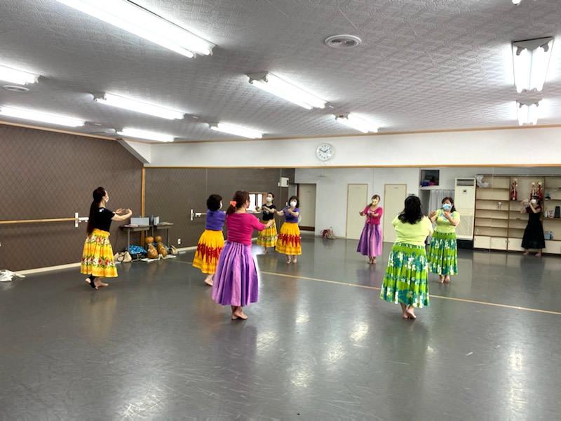 フラダンス教室 Moani Hula Studio(モアニ フラ スタジオ)